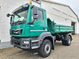 kipper vrachtwagen > 7.5 t MAN TGM 18 BB/4x4 TGM 18.320 BB/4x4 eFH. 2018