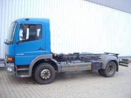 chassis cabine vrachtwagen Mercedes-Benz Atego 1218 4x2 Klima/Sitzhzg./eFH./Radio 2001
