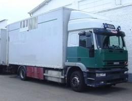 bakwagen vrachtwagen Iveco Eurotech 190 190E40 4x2 Standheizung/Klima/Sitzhzg. 2002