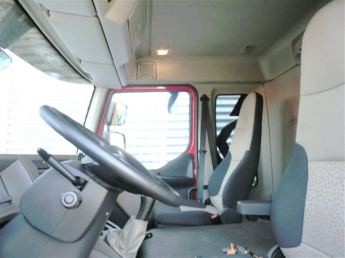 chassis cabine vrachtwagen Renault Midlum 220 DXi 4x2 Chassi Länge 7,5 m Klima/NSW 2009