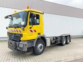 chassis cabine vrachtwagen Mercedes-Benz Actros 3332 K 6x4 Actros 3332 K 6x4, Winterdienstausstattung 2006