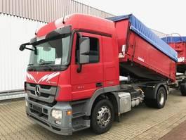 kipper vrachtwagen > 7.5 t Mercedes-Benz Actros 1844 L 4x2 Actros 1844 L 4x2, EEV, Retarder, Getreidekipper, MP3 2010