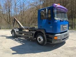 containersysteem vrachtwagen MAN 18.285 MC 4x2 BB 18.285 MC 4x2 BB eFH./Dachluke 2001