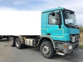 chassis cabine vrachtwagen Mercedes-Benz Actros 2641 K 6x4 MPIII Actros 2641 K 6x4 MPIII 2013