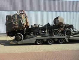 chassis cabine vrachtwagen MAN TGS 33 6x6 BB Klima/Tempomat/eFH./Radio 2011