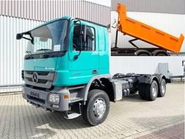 kipper vrachtwagen > 7.5 t Mercedes-Benz Actros 3341 A 6x6 Actros 3341 A 6x6 MPIII Klima