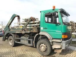containersysteem vrachtwagen Mercedes-Benz Atego 1828 K 4x2 Atego1828 K 4x2 Klima/Tempomat 2000