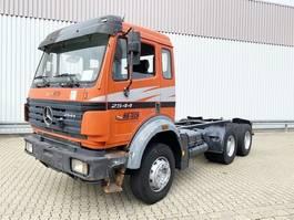 chassis cabine vrachtwagen Mercedes-Benz SK 2644 25/ K 6x4 SK 25/2644 K 6x4, Retarder, Chassis Truck 1995