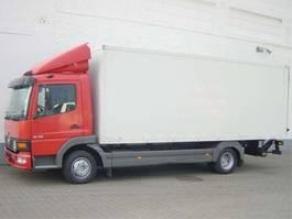 bakwagen vrachtwagen Mercedes-Benz Atego 818 818L 4x2 Standheizung/Klima/eFH. 2001