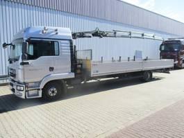 kraanwagen MAN TGL 12 4x2 BL TGL 12.250 4x2 BL mit Kran Hiab 055 D-4, Funk 2013
