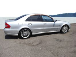 overige personenwagens Mercedes-Benz E-klasse Limousine 63 AMG E63 AMG 7-Gang Automatik eFH. 2007