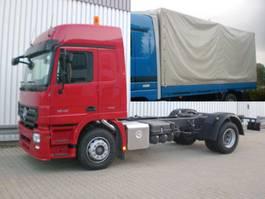 platform vrachtwagen Mercedes-Benz Actros 1848 4x2 Actros 1848 4x2 Standheizung/NSW