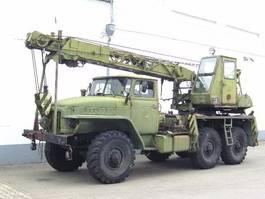 kraanwagen Andere 375 D D 6x6 1978