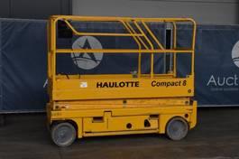 schaarhoogwerker wiel Haulotte Compact 8 2008
