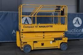 schaarhoogwerker wiel Haulotte Compact 10 2008