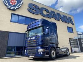 standaard trekker Scania R450 NA 4x2 Topline Hydrauliek 2016