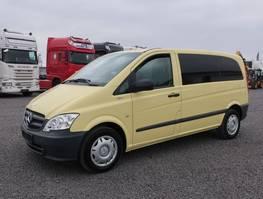 taxibus Mercedes-Benz Vito 113 CDI kurz 8-Sitzer AHK Klima Xenon 2012
