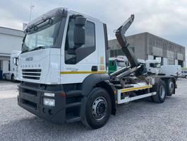 kipper vrachtwagen > 7.5 t Iveco Stralis 260 S42 2007