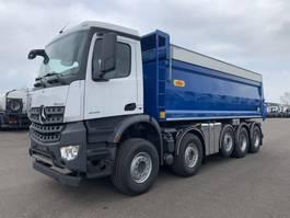 kipper vrachtwagen > 7.5 t Mercedes-Benz Arocs 4745-K 10x4 - Euro 6 - 22m3 HYVA Isolated Tipper - Hydraulic cover -NEW