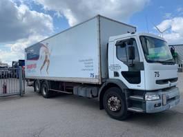 bakwagen vrachtwagen Renault Premium 300 6x2   euro2 engine