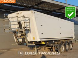 kipper oplegger Schmitz Cargobull SGF*S3 3 axles 45m3 Alu Kipper Liftachse 2016