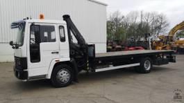 bakwagen vrachtwagen Volvo FL611 1990