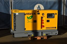 generator GF2-W50 2000