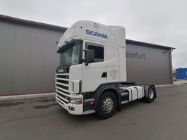 standaard trekker Scania R124 Retrader/Intarder - Manuell - *DPE - Euro3 2003