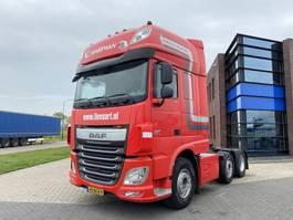 standaard trekker DAF XF 440 SSC / 6X2 / Euro 6 / NL Truck 2016