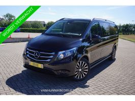 gesloten bestelwagen Mercedes-Benz Vito 116 CDI 2.0 XL Black Edition Dubbel Cabine Navi Elec. Schuifdeur, Trekha... 2019
