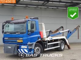 containersysteem vrachtwagen DAF CF 75 4X2 NL-Truck Euro 5 2008