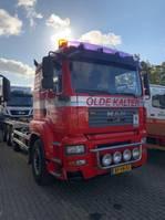 containersysteem vrachtwagen MAN TGS 39.400 BL 2008