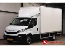 gesloten bestelwagen Iveco Daily 35 C16 160PK BAKWAGEN LAADKLEP MEUBELBAK AIRCO CRUISE CONTROL 2017