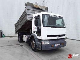 kipper vrachtwagen > 7.5 t Renault Premium 300 1996
