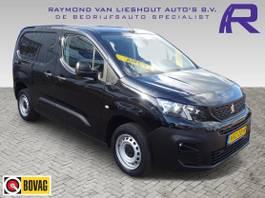 gesloten bestelwagen Peugeot Partner 1.5 BlueHDI Premium 2020