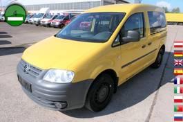 overige personenwagens Volkswagen Caddy 2.0 SDI 2-SITZER PARKTRONIK 2007