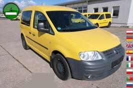overige personenwagens Volkswagen Caddy 2.0 SDI PARKTRONIK 2007