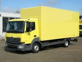 bakwagen vrachtwagen Mercedes-Benz Atego 816 4x2 Atego 816 4x2, 2x Vorhanden! eFH. 2015