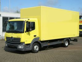 bakwagen vrachtwagen Mercedes-Benz Atego 816 4x2 Atego 816 4x2, 2x Vorhanden! eFH. 2014