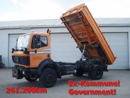 kipper vrachtwagen > 7.5 t Mercedes-Benz SK 1824 AK 4x4 SK 1824 AK 4x4, Winterdienstausstattung 1994