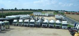 containersysteem vrachtwagen Mercedes-Benz Actros 2641 /Meiller/MP3/Retarder/Euro5 2009