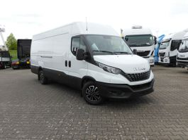 gesloten bestelwagen Iveco Daily 35 S18A8V,Hi-Matic,Klima Rd.4100mm, 2021