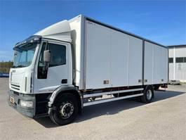 bakwagen vrachtwagen Iveco 180E 2005
