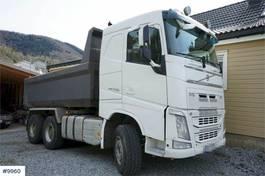 kipper vrachtwagen > 7.5 t Volvo FH16 6x4 Tipper truck 2015