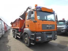 kipper vrachtwagen > 7.5 t MAN TGA 2008