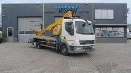 kraanwagen DAF FA LF45 CMC PLA 210 21METER 2012