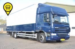 bakwagen vrachtwagen DAF CF 75 6X2 LONG-BOX 334876 KM 2007