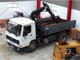 bakwagen vrachtwagen Volvo FL7