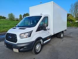 gesloten bestelwagen Ford TRANSIT 350 L2 - 2019 - EURO 6 - 66.000 KM - LAADBRUG - AIRCO 2019