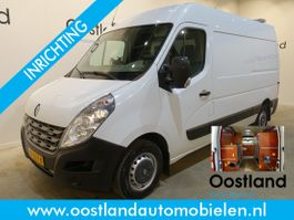 gesloten bestelwagen Renault Master 2.3 dCi L2H2 Servicebus / Aluca Inrichting / Victron 220v / Airco / Crui... 2013